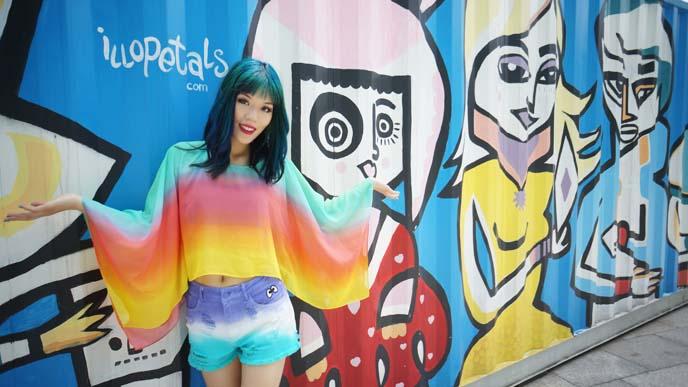 korean street art