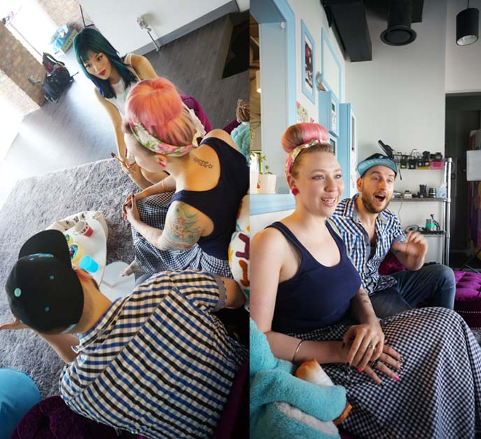 Eatyourkimchi SimonandMartina youtube Studio