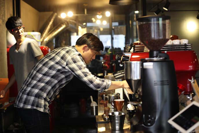seoul coffee roasters