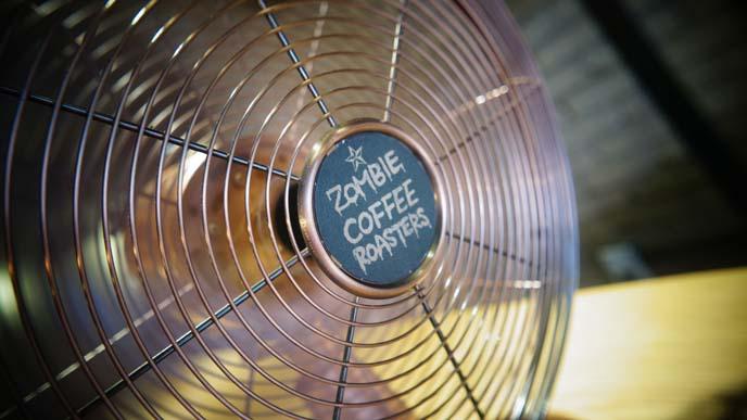 electric fan korea