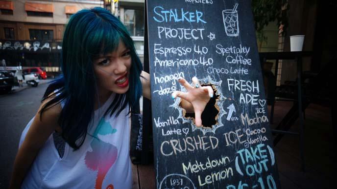 zombie coffee seoul