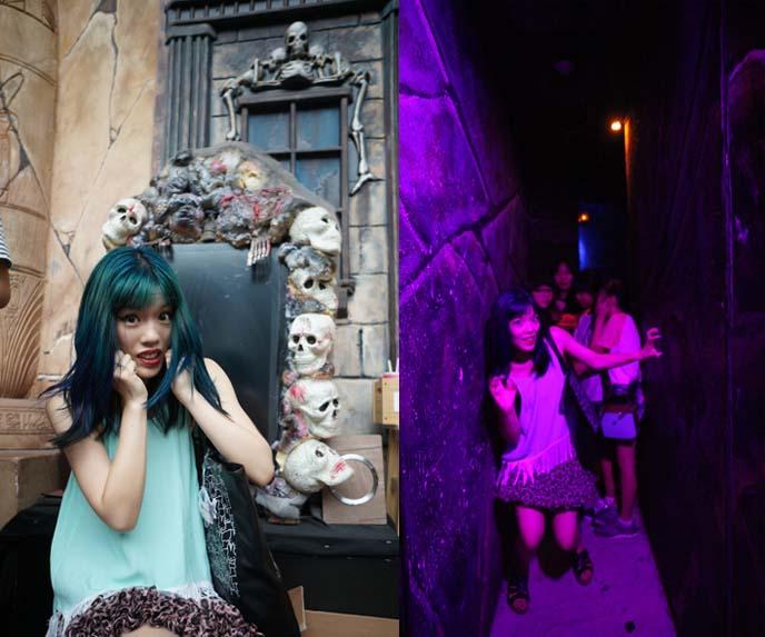 korean haunted house halloween