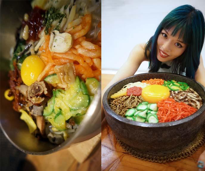 bibimbap restaurant seoul
