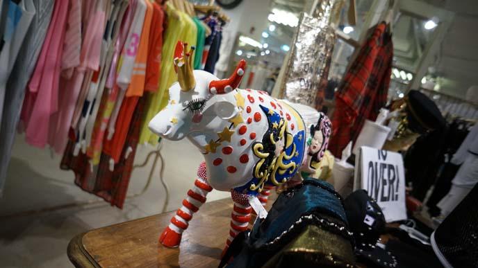 k-pop fashion boutique shop