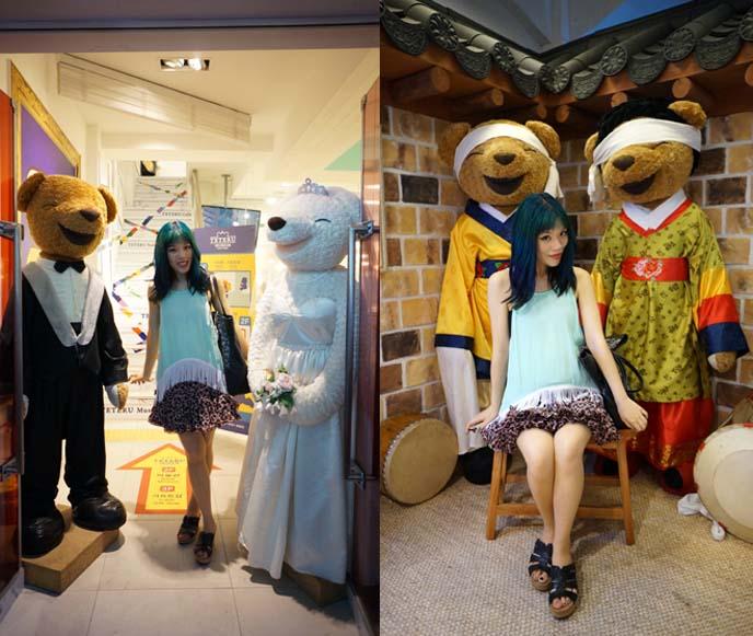 teteru teddy bear museum seoul