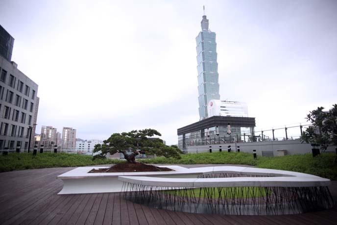 taipei 101 skyline, taiwan view