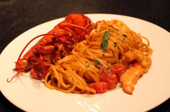 italian lobster pasta