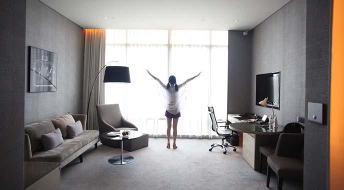 le meridien taipei hotel suite