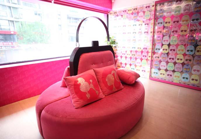 barbie home decor, interior design