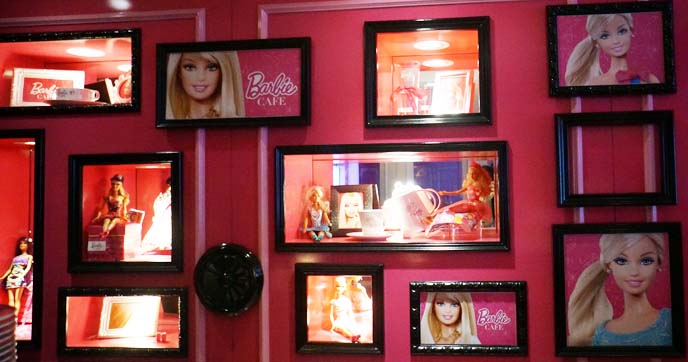 mattel barbie museum exhibit