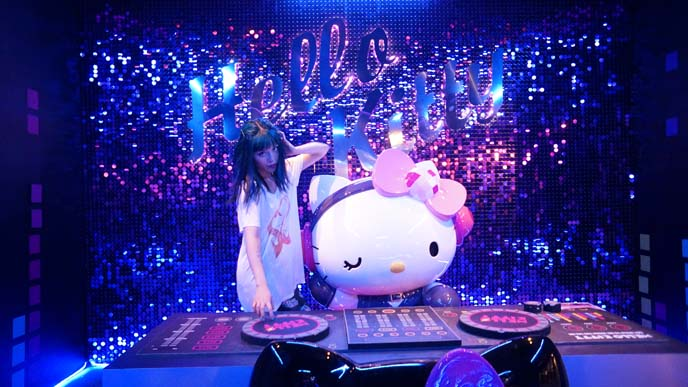 hello kitty club party dj
