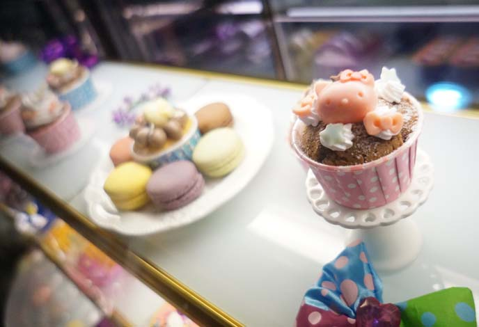sanrio desserts