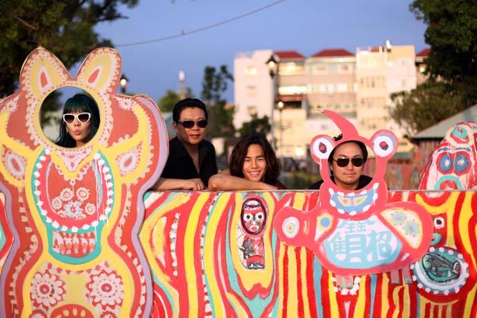 asia weird art travel