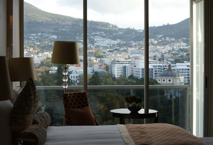 taj cape town hotel room