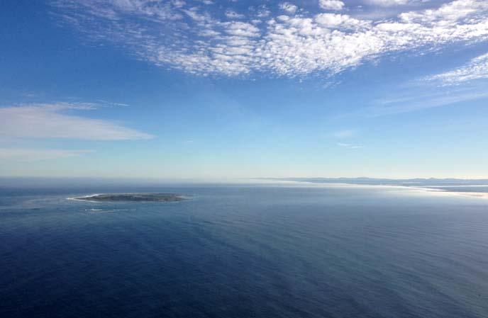 nelson mandela's prison island, cape town