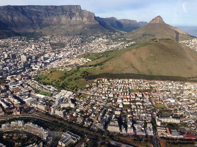devil's peak cape town mountain