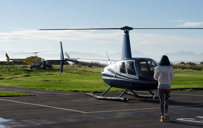 private helicopter ride south africa
