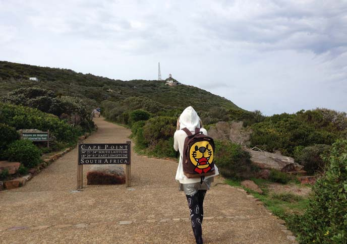 cape point, south africa park