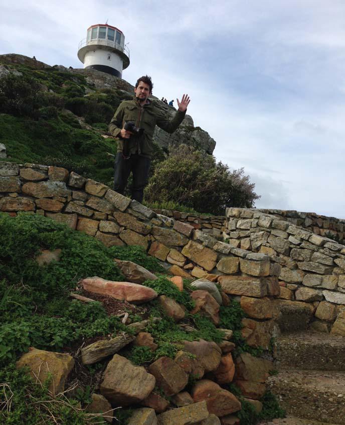 Table Mountain National Park hike