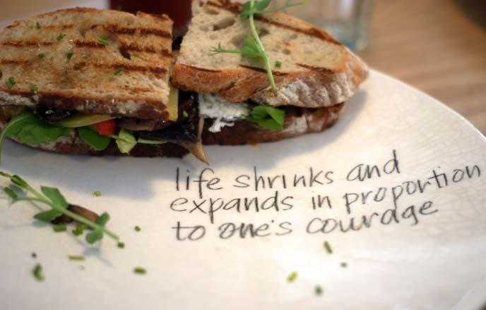 superette sandwich, cape town cafe