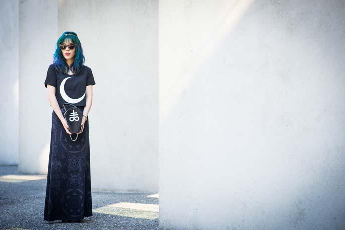 killstar fashion blogger, outfit post
