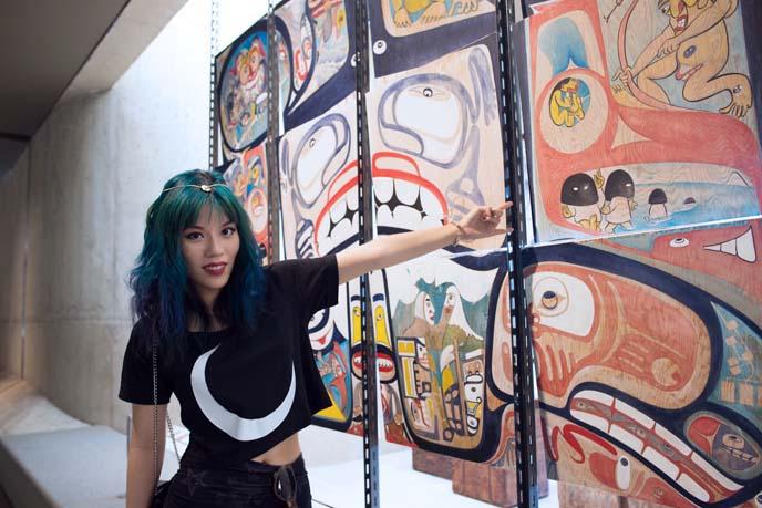 modern aboriginal indigenous art