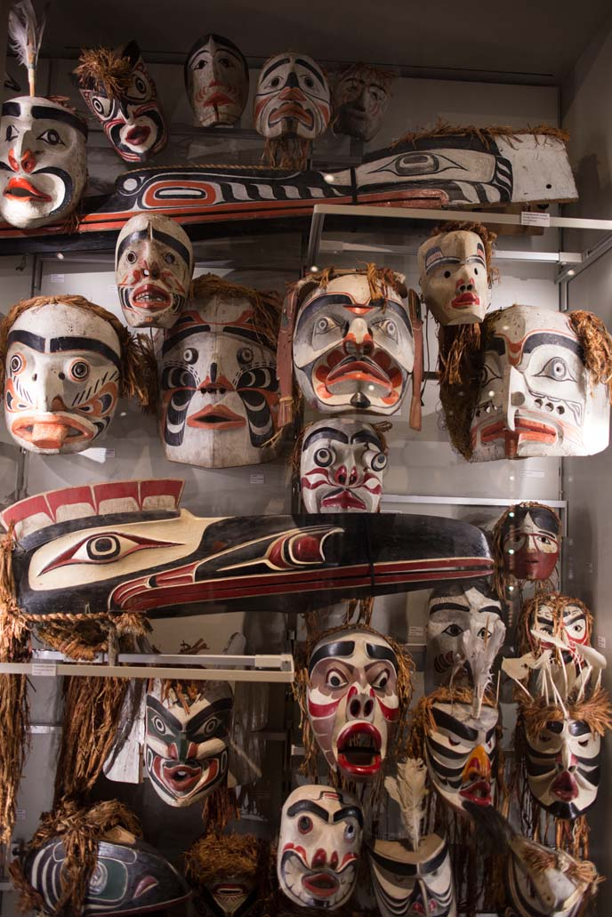 native canadian masks
