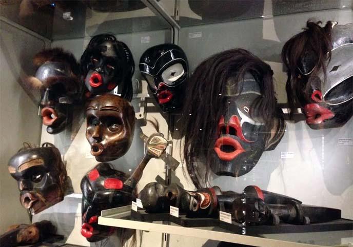 kwakwaka'wakw masks