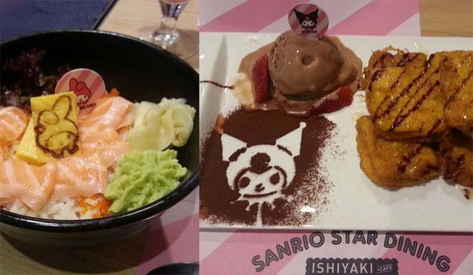 hello kitty food, japanese