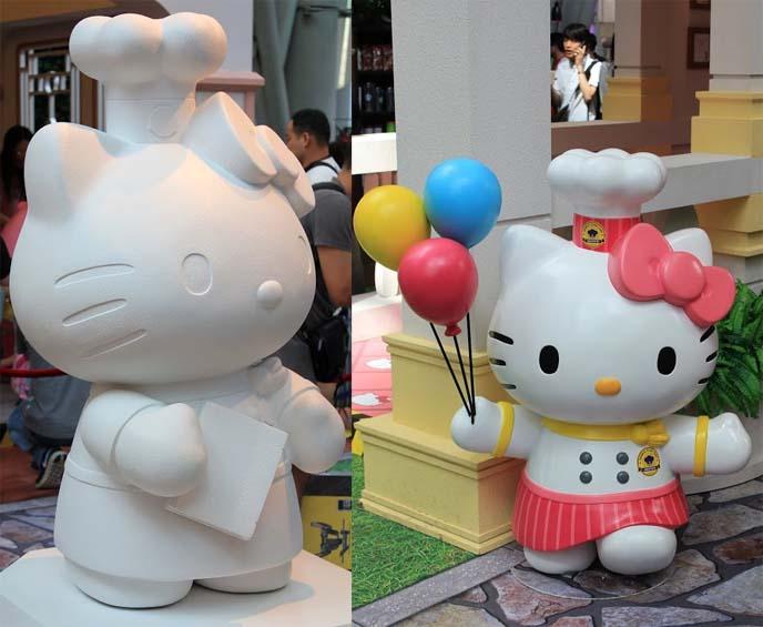 hello kitty secret cafe hong kong