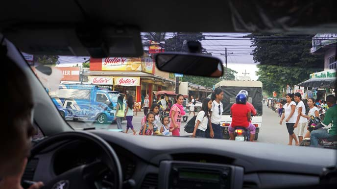 cebu city cars, traffic