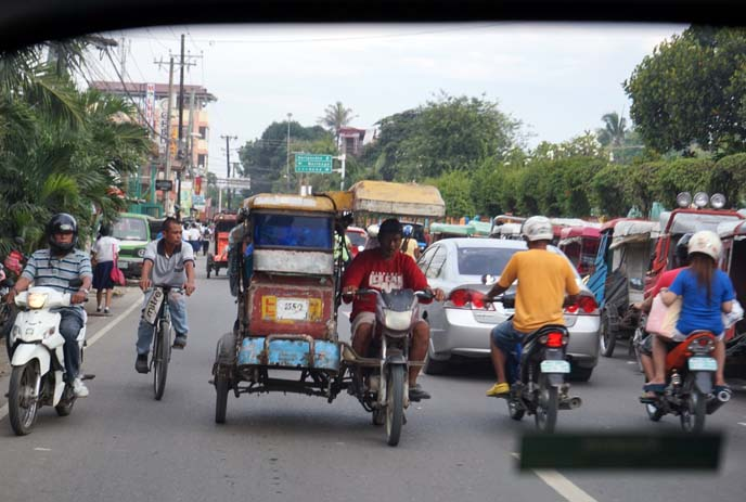 philippines traffic, driving