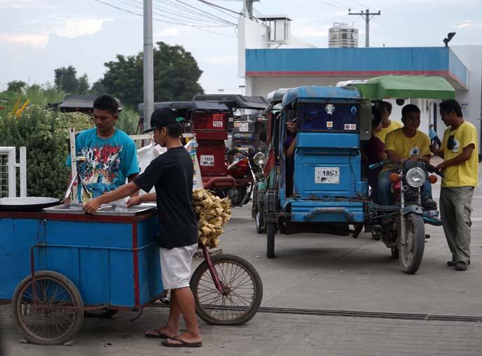 philippines sidecar, Auto rickshaws