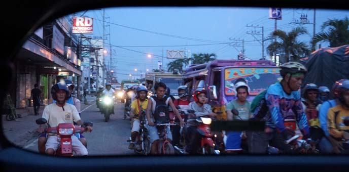 philippines driving motorcycles