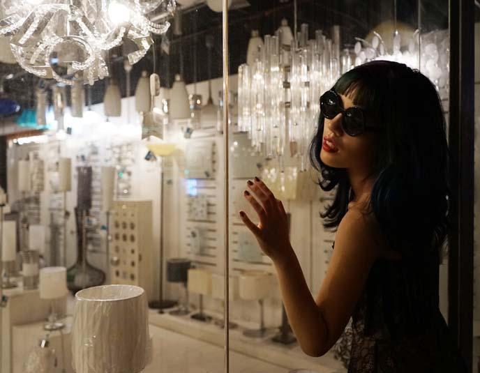 ksubi bellatrix circular frame sunglasses