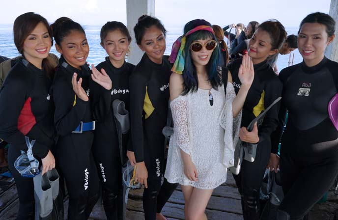 miss scuba philippines diving