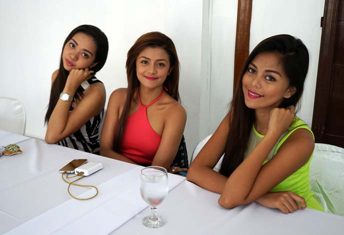 pretty filipino girls, Philippines women