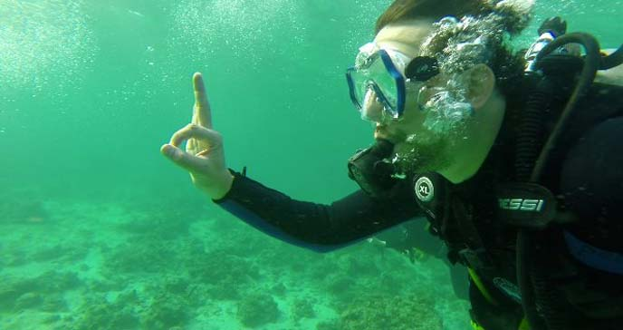 underwater scuba gopro hero