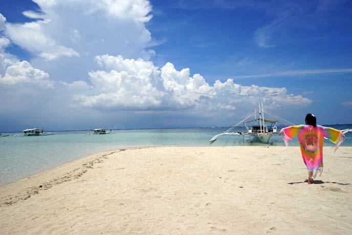 cebu ocean beaches