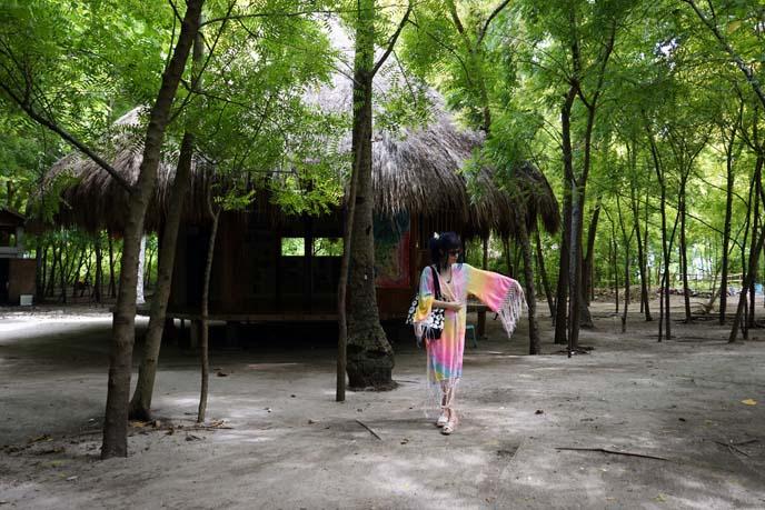 cebu village hut