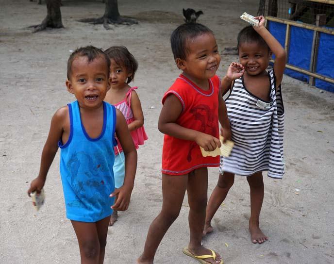 southeast asia smiling kids