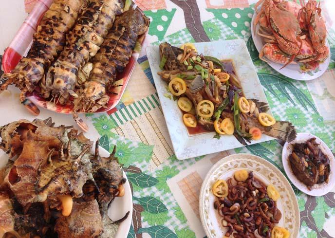 philippines fish seafood