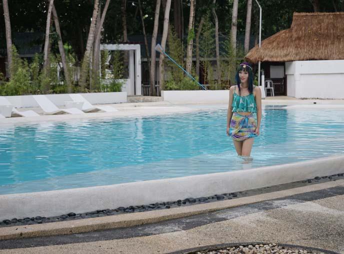 cebu swimming pool, vacation
