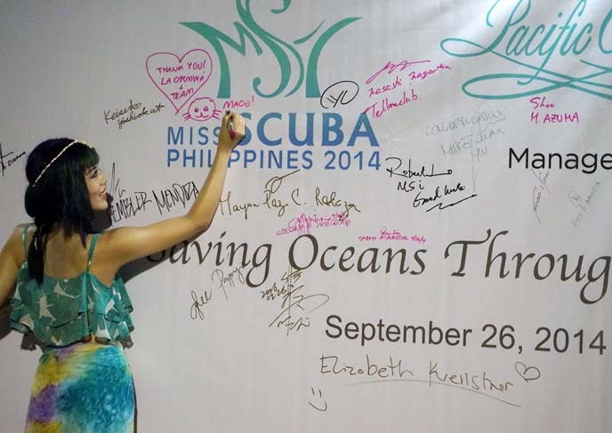 miss scuba contest