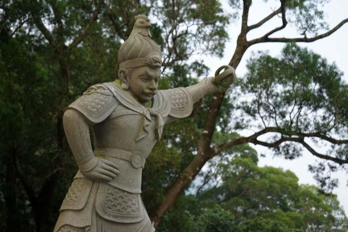 hong kong buddhist statue