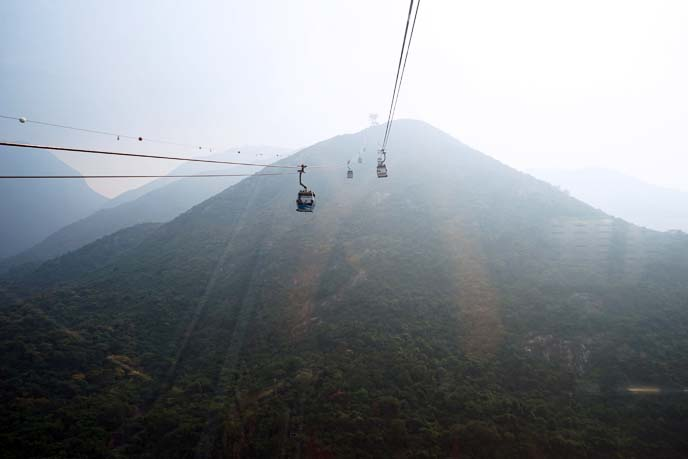 hong kong cable cars, landmark
