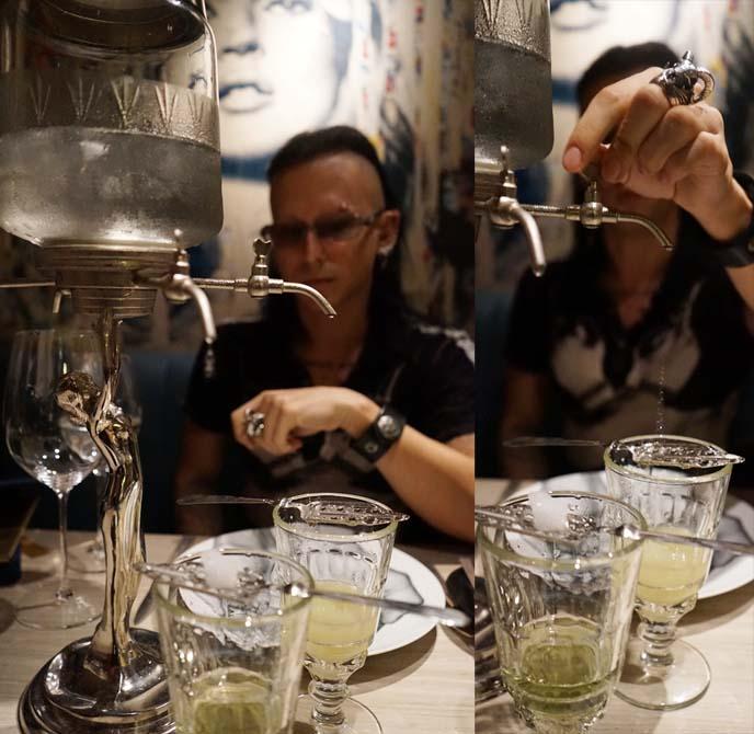 absinthe hong kong, china