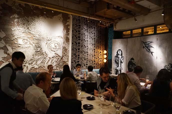bibo french restaurant hong kong