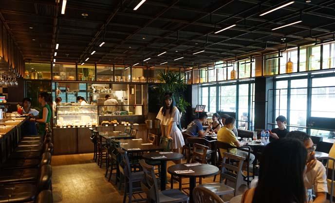 hong kong brunch restaurants