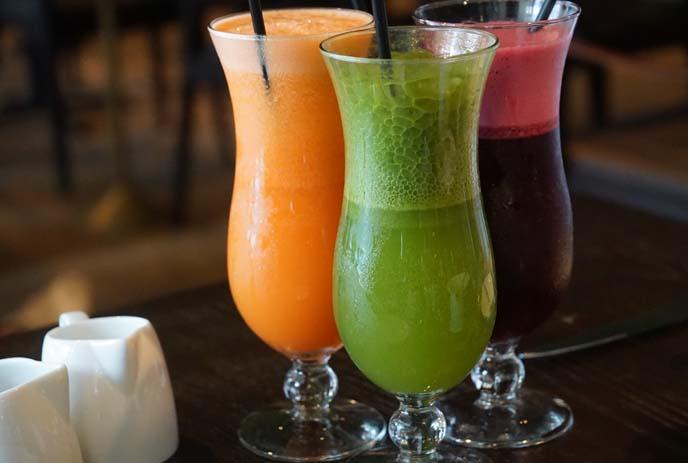 fresh pressed juices hong kong